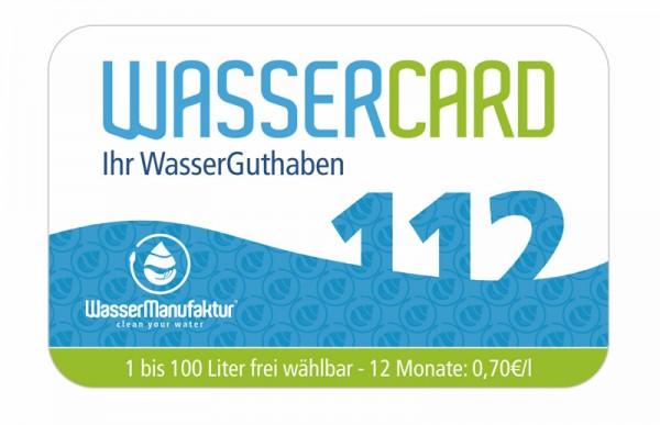 WasserCard 112