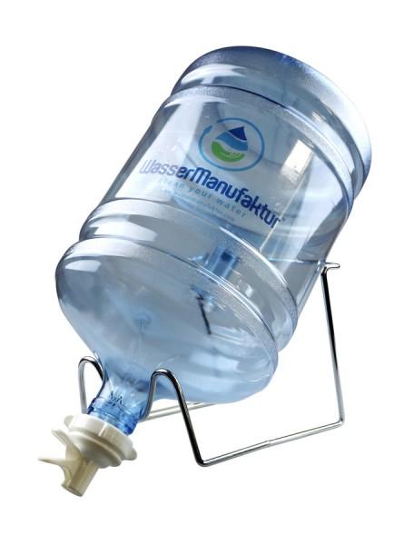 WasserSpender - 19 Liter aus Tritan