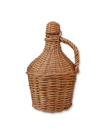 Wasserbehälter Demijohn 1-15 Liter, Glas