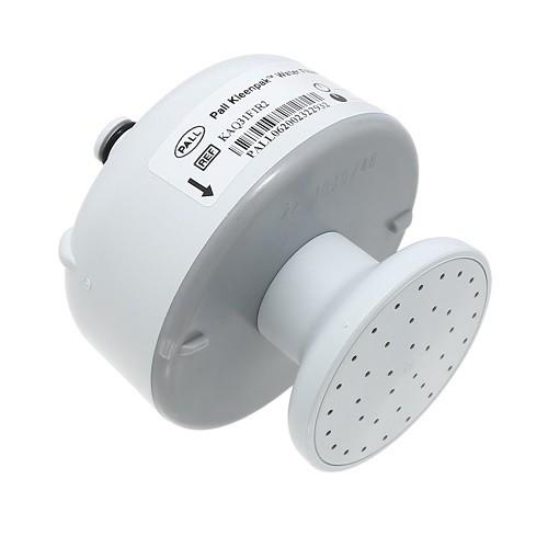 Kleenpak KAQ31F1R, Einmal-Wasserfilter mit Duschkopf am Wasserhahn