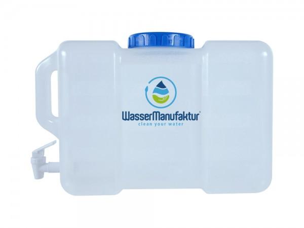 Kanister 7 l oder 10l - lebensmittelechter Wasserkanister ohne BPA (Bisphenol-A frei)